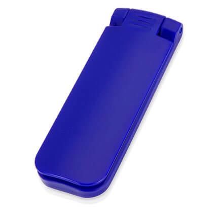 """Щетка для одежды """"Марион"""", цвет синий"""