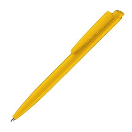 Ручка шариковая Senator, модель Dart Polished (2600), цвет жёлтый