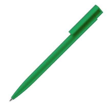 Ручка шариковая Senator, модель New Hit Matt Basic (2714), цвет зелёный