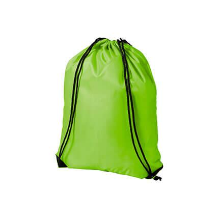 """Рюкзак """"Oriole"""", размер 33х44 см, пантон 375C, цвет зелёное яблоко"""