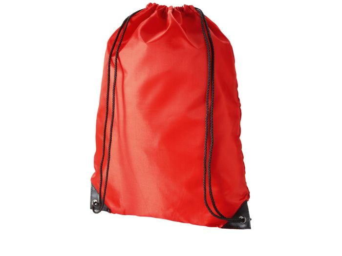 "Рюкзак ""Oriole"", размер 33х44 см, пантон 199C, цвет красный"