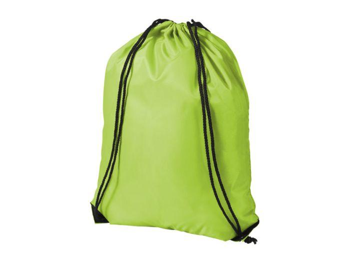 "Рюкзак ""Oriole"", размер 35х43 см, пантон 375С, цвет зелёное яблоко"