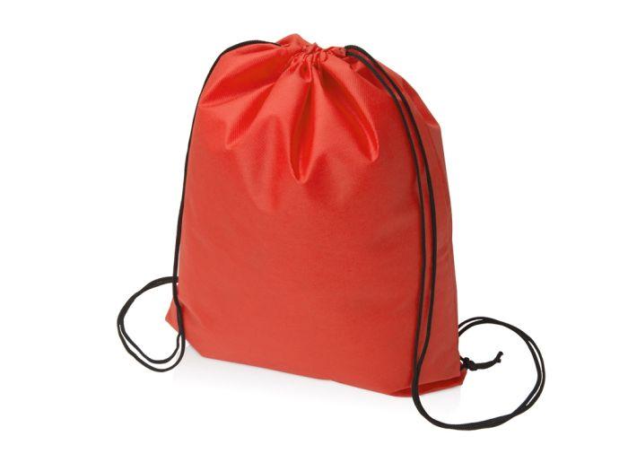 """Рюкзак-мешок """"Пилигрим"""", цвет красный"""