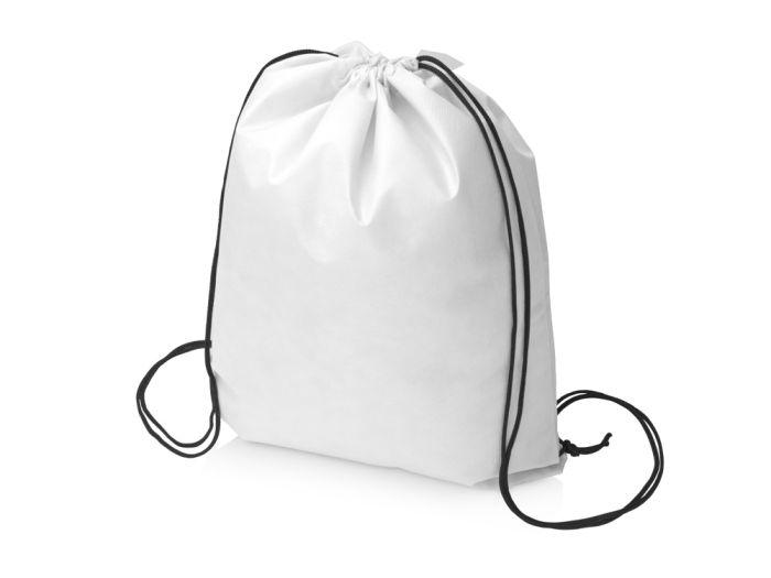 """Рюкзак-мешок """"Пилигрим"""", цвет белый"""