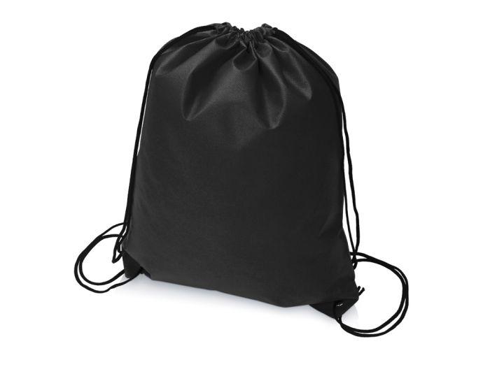 """Рюкзак-мешок """"Пилигрим"""", цвет чёрный"""