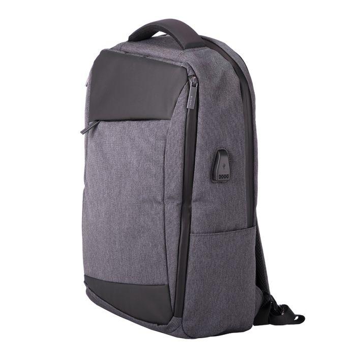 Рюкзак LEIF с защитой от сканирования RFID, объём 20 литров