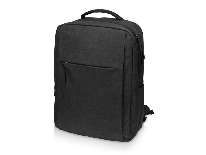 Рюкзак Ambry для ноутбука 15 дюймов, Чёрный