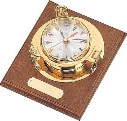 """Часы настенные """"Иллюминатор"""", Sea Power, (CK042SW)"""