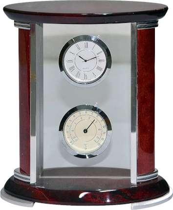 Часы настольные с термометром, Linea del Tempo, (A9180R)