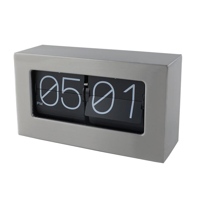 Часы настольные перекидные Gear Clock HY-F010
