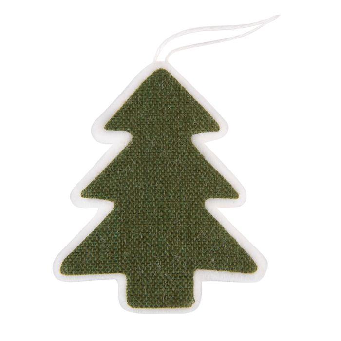 """Украшение новогоднее """"ELKA"""", цвет зелёный"""