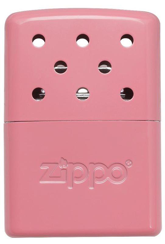 Каталитическая грелка ZIPPO, на 6 ч, матовая розовая