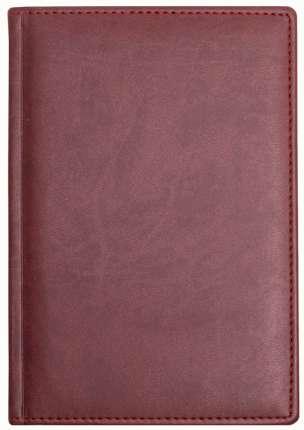 Ежедневник датированный, формат A5 (11.121-4700), Вивелла, цвет бордовый