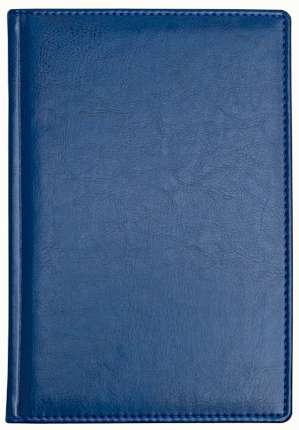 Ежедневник датированный, формат A5 (11.121-А226), Небраска, цвет синий