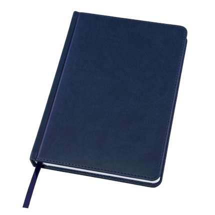 Ежедневник датированный Bliss, А5, тёмно-синий, белый блок, без обреза