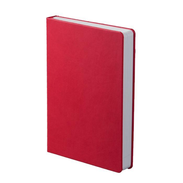 Ежедневник датированный Basis, формат A5, красный