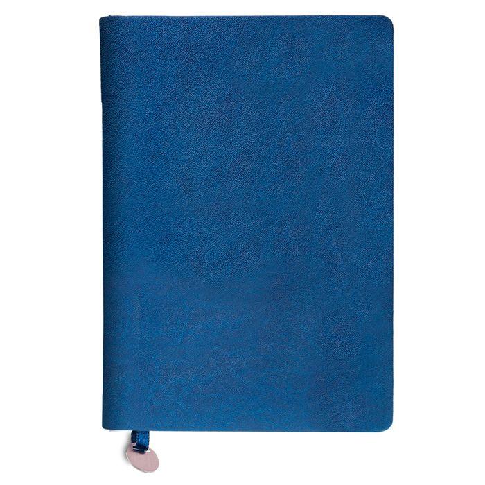 Ежедневник датированный TOLEDO, формат A5, цвет синий