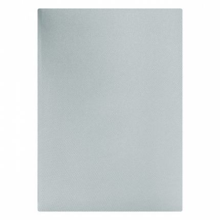 Ежедневник недатированный Lediberg, блок 728, модель Текс, размер 145х205 мм, цвет серебро