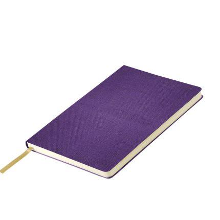 Ежедневник недатированный, Portobello Trend, коллекция Flax City, формат A5, цвет синий