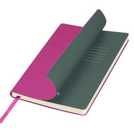 Ежедневник недатированный, Portobello Trend, коллекция Sky, формат A5, цвет синий