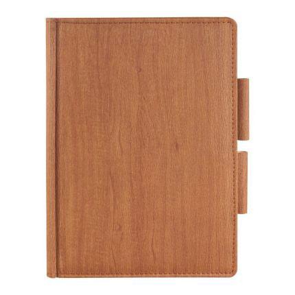 Ежедневник недатированный ACERO, размер 15х21 см (формат A5), цвет коричневый