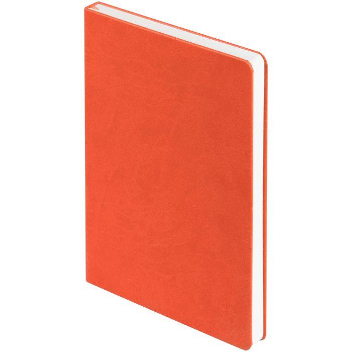 Ежедневник недатированный New Brand, формат A5, оранжевый