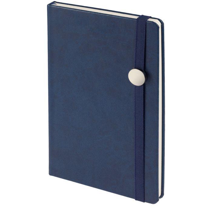 Ежедневник недатированный Coach, формат A5, синий