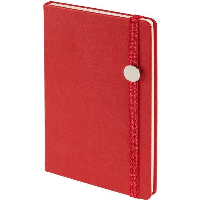 Ежедневник недатированный Coach, формат A5, красный