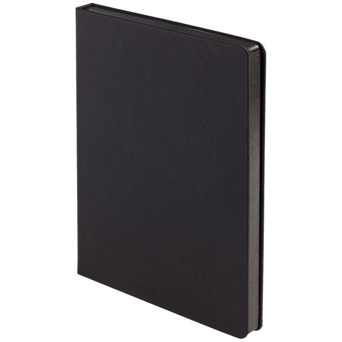 Ежедневник недатированный Shall, размер 15х21 см (формат A5), цвет чёрный