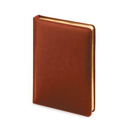 Ежедневник датированный SIDNEY NEBRASKA (АР), формат A5, белая бумага, золотой обрез, цвет бордовый