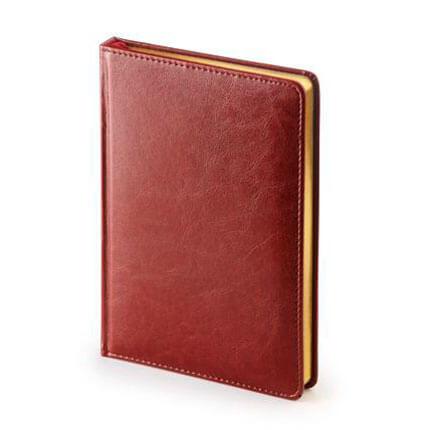 Визитница SIDNEY NEBRASKA (АР), формат A5 на 72 визитки, цвет бордовый