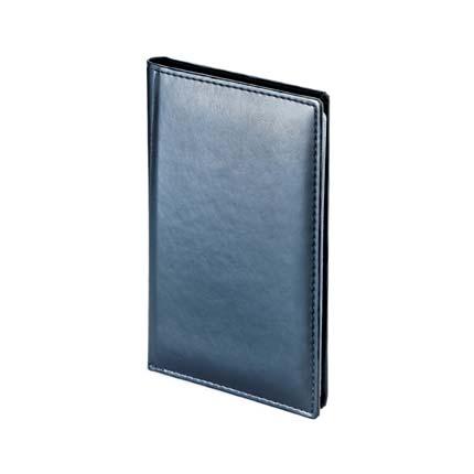 Визитница SIDNEY NEBRASKA (АР), на 72 визитки, цвет синий