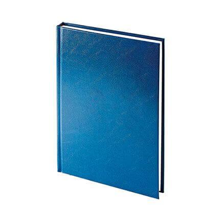 Ежедневник недатированный IDEAL NEW (АР), формат A5+, белая бумага, цвет синий