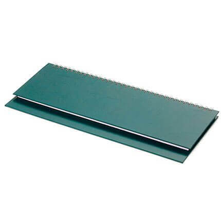 Планинг недатированный IDEAL NEW (АР), с открытым гребнем 30,5х13 см, белая бумага, цвет синий