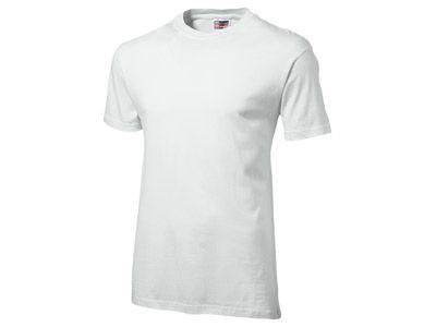"""Футболка """"Super club"""" мужская, цвет белый, размер S"""