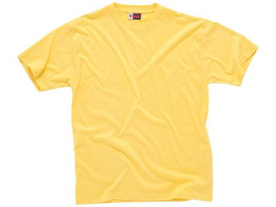"""Футболка """"Super club"""" мужская, цвет жёлтый, размер L"""