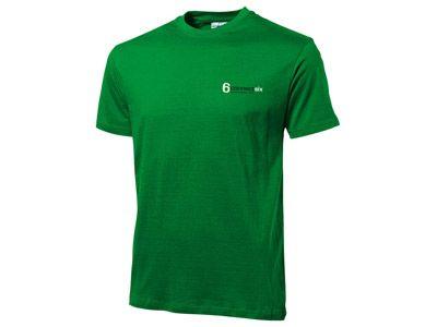 """Футболка мужская """"Heavy Super Club"""", цвет зелёный, размер L"""