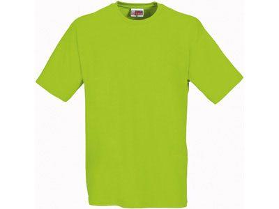 "Футболка мужская ""Heavy Super Club"", цвет зелёное яблоко, размер L"
