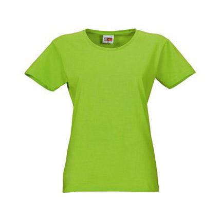 """Футболка женская """"Heavy Super Club"""", цвет зелёное яблоко, размер M"""