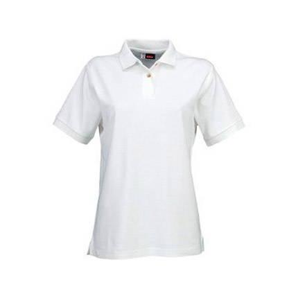 "Рубашка поло ""Boston"" женская, цвет белый, размер M"