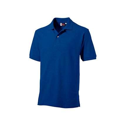 """Рубашка поло """"Boston"""" мужская, цвет классический синий, размер 3XL"""