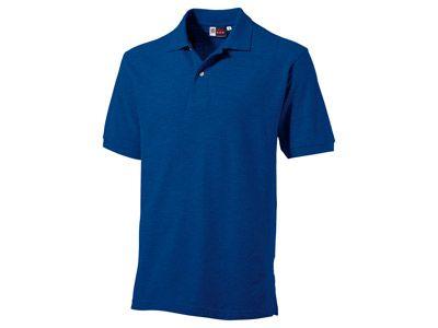 """Рубашка поло """"Boston"""" мужская, цвет классический синий, размер M"""