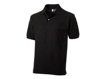 "Рубашка поло ""Boston"" мужская, цвет чёрный, размер XL"