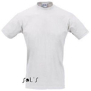 "Футболка мужская ""Regent"", цвет белый, размер M"