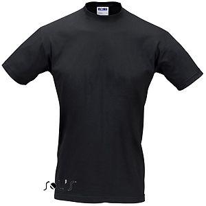 """Футболка мужская """"Imperial"""", цвет чёрный, размер L"""