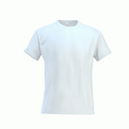 Футболка мужская 51 Action, цвет белый, размер S