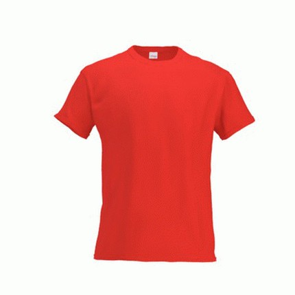 Футболка мужская 51 Action, цвет красный, размер M
