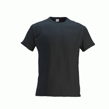 Футболка мужская 51 Action, цвет чёрный, размер XS