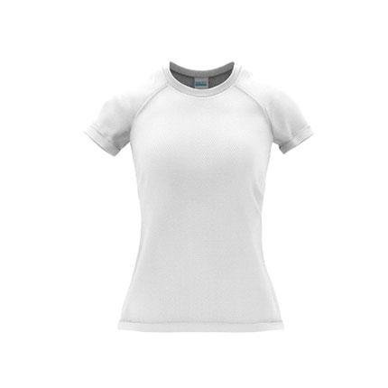 Футболка женская 30W PrintWomen, цвет белый, размер XXL