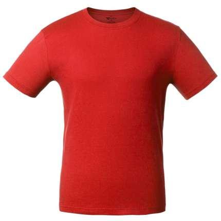 Футболка T-bolka 160, красная, размер S